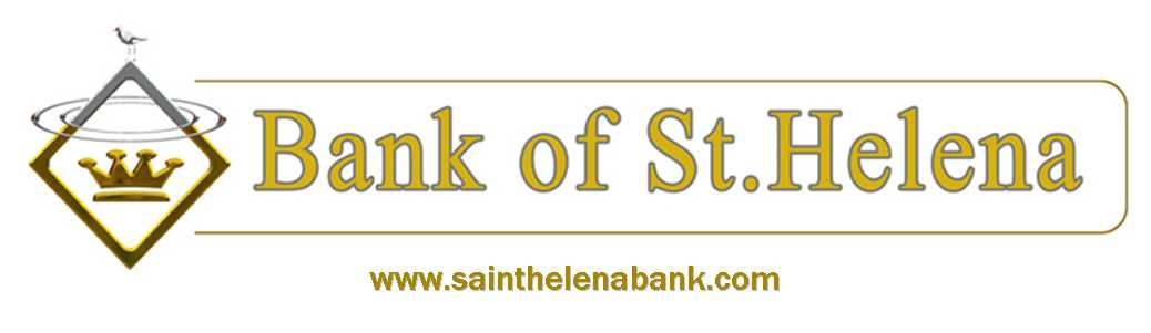 Bank of St Helena Logo Burgh House Media Productions Radio Adverts